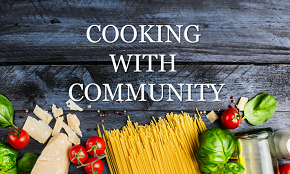 Community Cooking with the Co-op